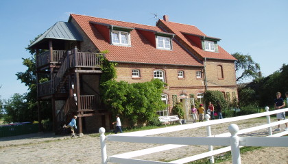Klassenfahrt – Bauernhof Falkenhain