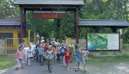 Kitafahrt – Kinderparadies Störitzsee