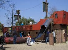 Spielplatz - Tagesfahrt Tier-, Freizeit und Saurierpark Germendorf
