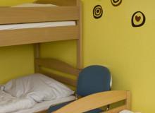 Mehrbettzimmer - Klassenfahrt Herberge Bahra