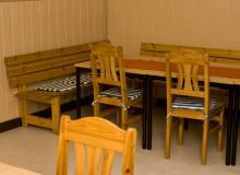 Essens- und Mehrzweckraum - Klassenfahrt Herberge Bahra