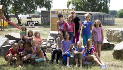 Tagesfahrt zum Kinderbauernhof Erkner