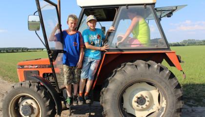 Klassenfahrt – Kinderbauernhof Gussow